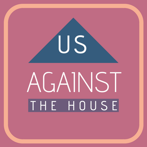 Us Against the House Logo